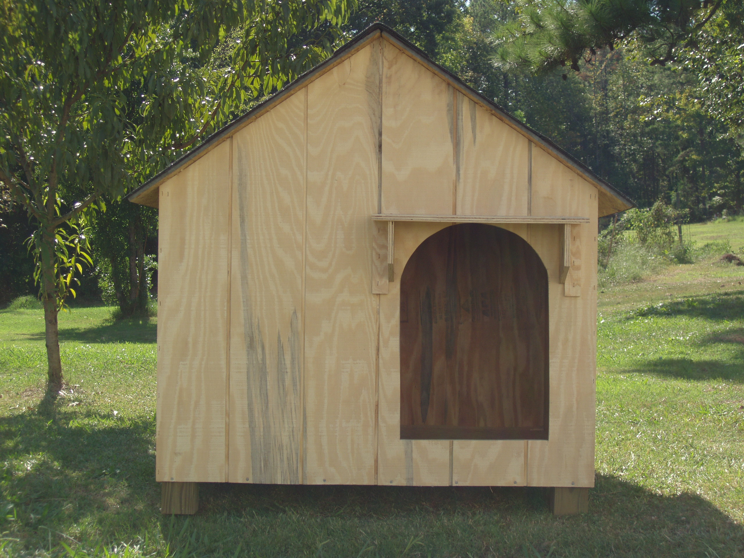 Xxl Dog House  U2013 Clarks Woodwork Dog Houses Cat Houses Chicken Coops Georgia South Carolina