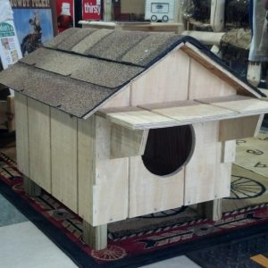 Large Cat House