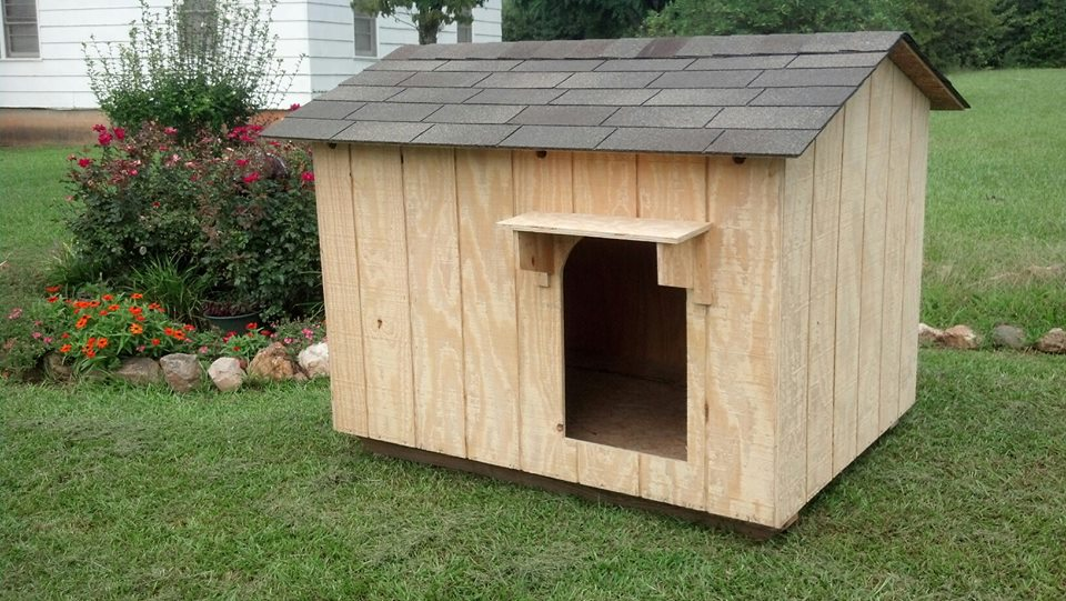 Xxxl Dog House The Beast Clarks Woodwork Dog Houses